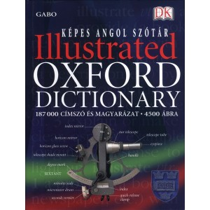 Képes angol szótár - Illustrated Oxford Dictionary