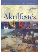 Marilyn Scott: Akrilfestés